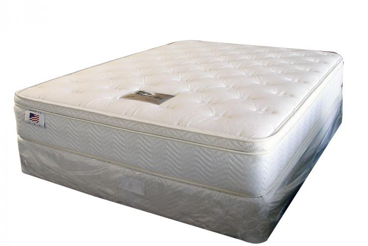 Queen Mattress Set only $375