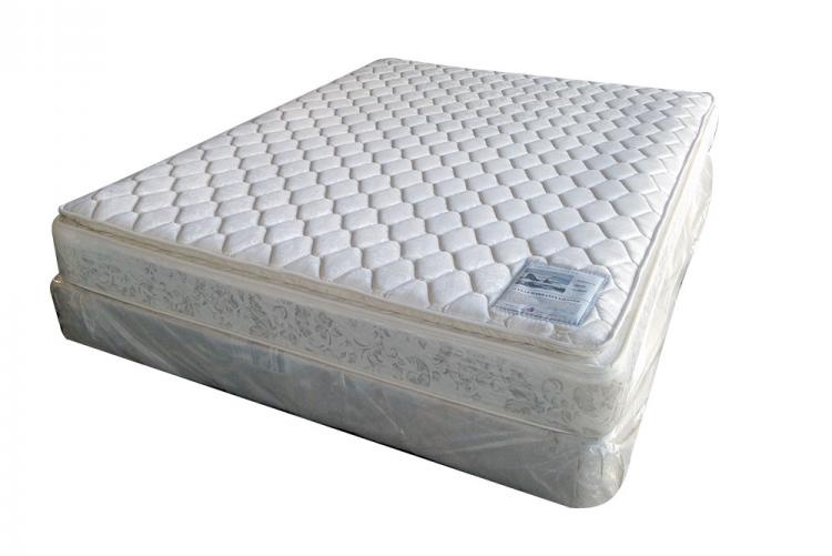 Pillow Top Mattress Set only $199