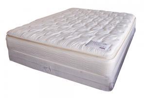 12 Year Warranty - Medium cushy mattress